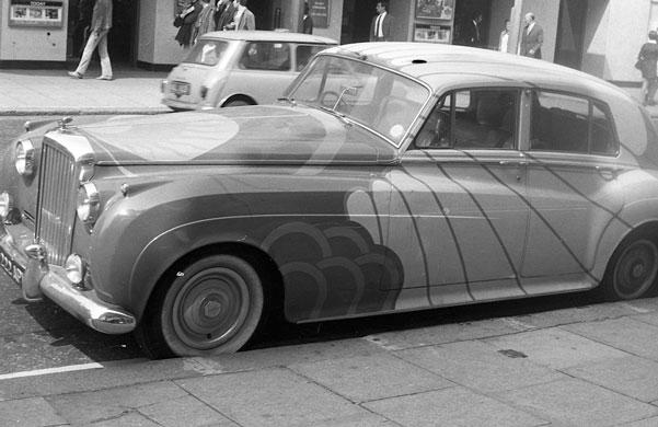 Beatles Bentley Provenance